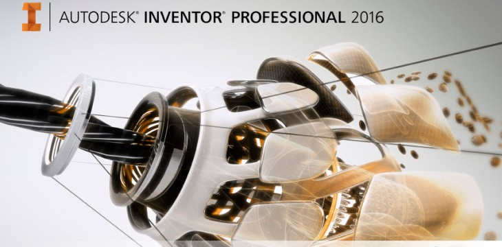 Autodesk Inventor Pro (2016) + Crack Download