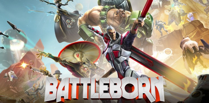 Battleborn download CODEX crack
