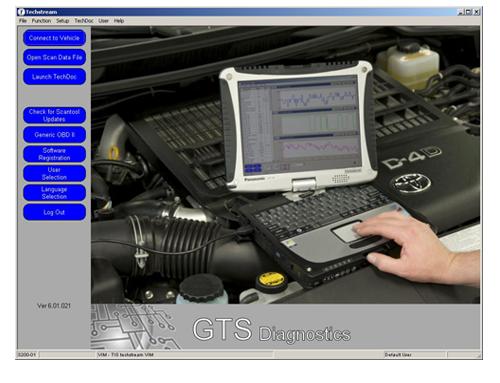 Techstream 04  2018 Obd2 Toyota Lexus Tis Software V13 10
